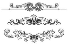 Dynasty 5 - Stock Vector Set on YWFT by Ray Dombroski , via Behance