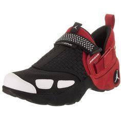 Jordan Jordan Men's Jordan Trunner Lx Og Training Shoe   Bluefly.Com ($145) ❤ liked on Polyvore featuring men's fashion, men's shoes, black, shoes, mens shoes, mens black shoes, mens cross training shoes and mens black cross training shoes