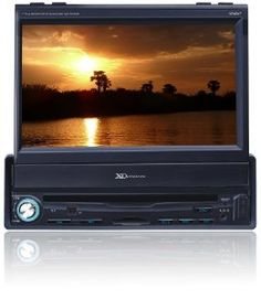 "XO Vision X348NT 7-Inch In-Dash Wide Tocuh Screen Motorized DVD Reeiver by XO Vision. $138.99. <7"" Wide Touch Screen Enhanced Resolution TFT/LCD Monitor>   < Play your music from your storage devices thanks to the USB, SD, AUX Inputs on the Front Panel>    <45W x 4 Max Power Output gives you 180W of Crystal Clear Sound>"