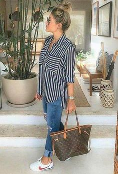 Summer casual and trendy outfits- Sommer lässige und trendige Outfits Summer casual and trendy outfits, - Trendy Summer Outfits, Chill Outfits, Spring Outfits, Vacation Outfits, Ootd Summer Casual, Night Outfits, Cute Casual Outfits, Work Outfits, Winter Outfits
