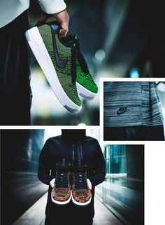 discount dcd80 8cbcf Here s an On-Feet Look at the Nike Air Force 1 Ultra Flyknit Collection