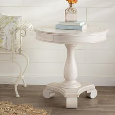Found it at Wayfair - Bezons End Table