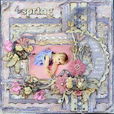 Life's little Embellishments: Spring***Maja Design April Mood Board**** by Rachelle Sigurdson