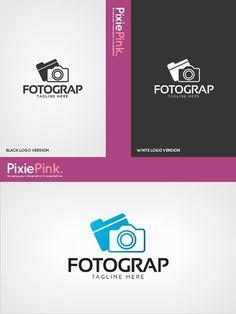 Fotograp Logo Template
