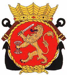 Eindhoven, Emblem, Crests, Armed Forces, Scooby Doo, Netherlands, Dutch, Coastal, Arms