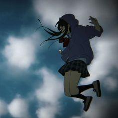 so crazy amazing Anime Gifs, Art Anime, Anime Art Girl, Manga Girl, Manga Anime, Anime Girl Crying, The Ancient Magus Bride, Kyoto Animation, Anime Profile