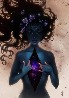'The Universe Inside You' Art | #art