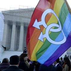 Supreme Court finds DOMA unconstitutional! Like we didn't know that already.