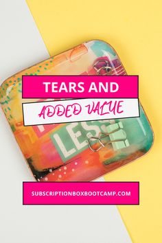 In this episode, Julie is replaying the audio from a video she recorded earlier this year in the exclusive Subscription Box Bootcamp group. She shares about how she handled getting a bad review from someone who wasn't happy with her Sparkle Hustle Grow box. Complete Plan for Subscription Box, Subscription Boxes Ideas, Female Entrepreneur Tips, Subscription Boxes for women,Subscription Box Bootcamp, How to start subscription box business! #subscriptionbox #blogforbusiness #womenbusinesstips Bad Reviews, Grow Boxes, Subscription Boxes, Business Tips, Hustle, Entrepreneur, How To Make Money, Audio, Sparkle