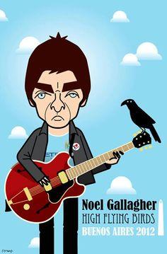 Noel Gallagher's HFB.