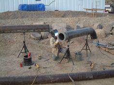 Pipeline Welding Rigs