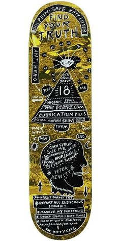 Anti-Hero Hewitt Starchart Skateboard Deck - Yellow - x – SkateAmerica Skateboard Deck Art, Skateboard Design, History Of Skateboarding, Ride Or Die, My Portfolio, Lily Of The Valley, Cool Lighting, Skateboards, Dark Circles
