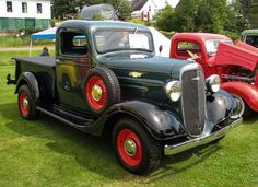 Pick Up Chevrolet 1935