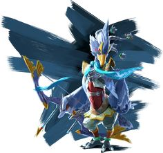 Revali - The Legend of Zelda Breath of the Wild