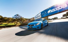 Volvo S60 Polestar Track Test (With Video) - Motor Trend