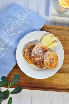 Apfel Pancakes
