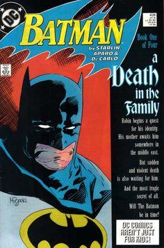 Batman #426 (Mike Mignola)
