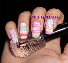 Nails by Malinka: Pasen