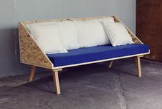 homemade sofa ?