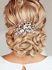 30 Chic Vintage Wedding Hairstyles and Bridal Hair Accessories - Page 3 of 3 - Deer Pearl Flowers