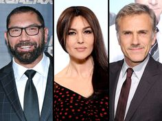 New Bond Movie Spectre: Christoph Waltz, Monica Bellucci, Dave Bautista Join Cast http://www.people.com/article/bond-spectre-christoph-waltz-monica-bellucci-dave-bautista