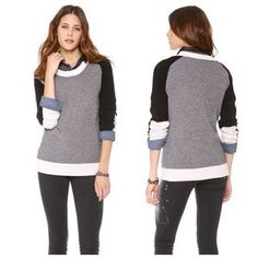 I just added this to my closet on Poshmark: Top Secret Wool-Cashmere Boston Crewneck Sweater. Price: $60 Size: S