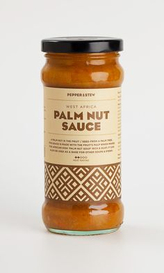 Made with the pulp of the palm fruit which comes from a West African tree. It is used to make the Ghanaian traditional palmnut soup but can be a base for any meat, chicken, fish or bean slow cooked stew to give it a truly unique flavour.