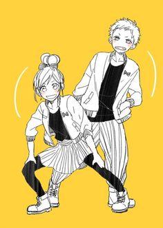  Honeyworks  Enomoto - kawaii sis and bro