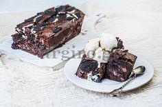 Brownies με DOUBLE OREO