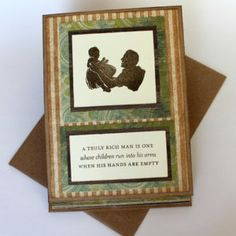 Happy Father's Day card from daughter, Father's Day Greeting Card for Dad, 3D Pop Up card, Easel Card gift card holder