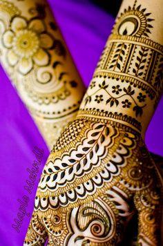 My Mehndi Art: Awesome Henna