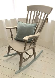 Dipped rocking chair by Beautiful Pig