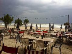 Storm at Palavas beach Club @casalil