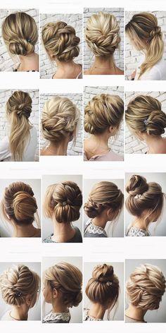 200+ Charming Wedding Hairstyles from @lenabogucharskaya | Forevermorebling | Wedding Blog