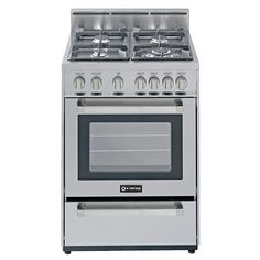 32 best gas ranges images on pinterest little houses propane vefsgg244ss verona 24 all gas range stainless steel 2100 fandeluxe Choice Image