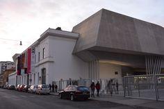 Wapniaki w drodze: MAXXI Muzeum Sztuki Współczesnej w Rzymie i archit...
