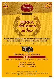 Eastside,Hilltop Brewery,CR/AK Brewery & Birra Perugia at Birra @ Birra | Craft Beer Club Berlin | Berlin | Germany