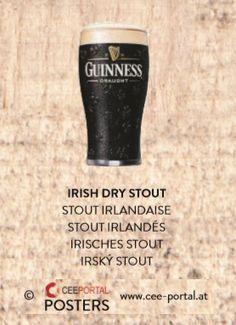 IRISH DRY STOUT STOUT IRLANDAISE STOUT IRLANDÉS IRISCHES STOUT IRSKÝ STOUT Guinness, Digital Watch, Irish, Accessories, Shopping, Style, Wine, Foods, Swag