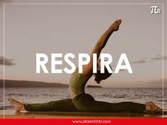 """""""La respiración es la primera acción que realizamos en la vida, y la última. Una respiración vaga e incompleta te acerca a la enfermedad"""". #PilatesStudioReformer"""