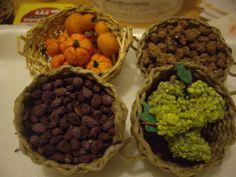 Foro de Belenismo - Miniaturas, detalles y complementos -> frutas y verduras de mi productivo huerto manchego