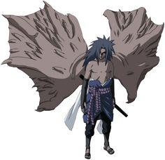 "Uchiha, Sasuke. Cursed seal of Heaven, stage II activated. | ""Naruto"""