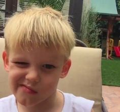 """On Sunday, single mom Hilary Duff shared an Instagram video of 3-year-old son Luca.  When Hilary says, """"Try to wink,"""" the adorable preschooler does his best pirate impersonation. """"Argh Matey,"""" Luca says in the cute clip."""