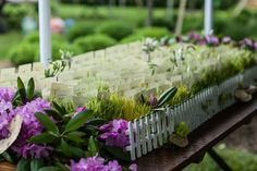 Spring Wedding Inspiration // Wedding Reception // Huffington Post Weddings