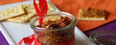 La recette de la Tartinade Rosso