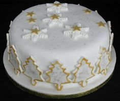 amazing christmas cakes - Google Search