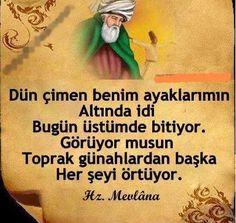 #mevlana corek-otu-yagi.com Mevlana Poem Quotes, Lyric Quotes, Poems, Lyrics, Word Sentences, Strong Love, Sufi, True Words, Islamic Quotes