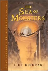 Percy Jackson and the Olympians: The Sea of Monsters