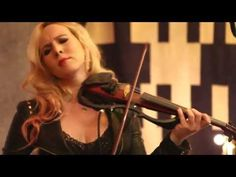 Ginny Luke plays Pigtronix Mothership Analog Synth with Electric Violin