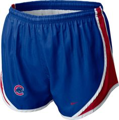 Chicago Cubs Ladies MLB Tempo Performance Shorts by Nike (3.19.12)