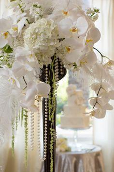 Great Gatsby Wedding  |  rochelle wilhelms photography